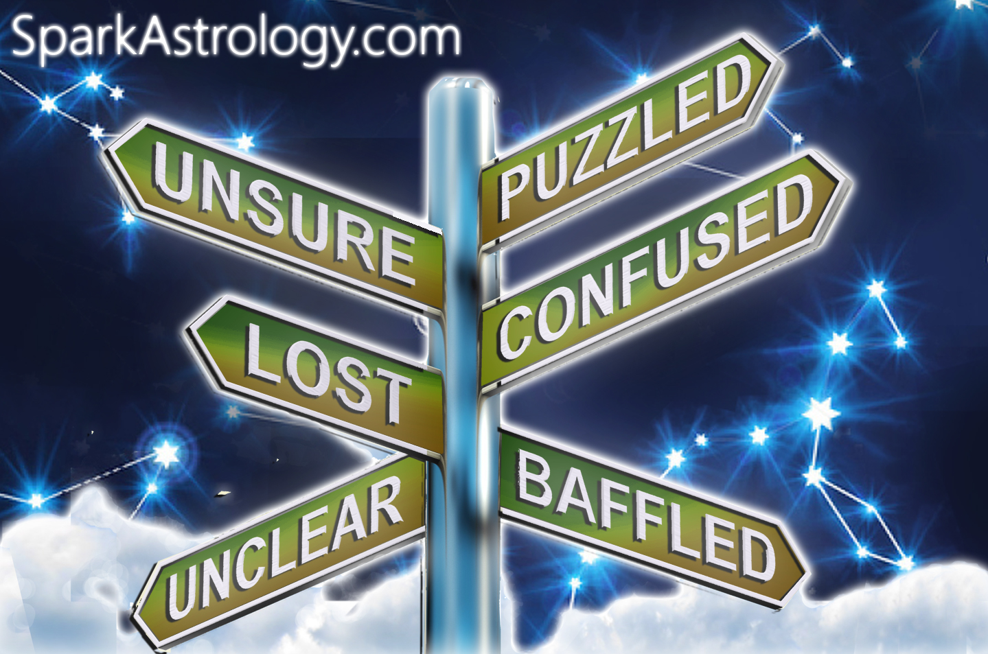 What Spark Astrology can help you with