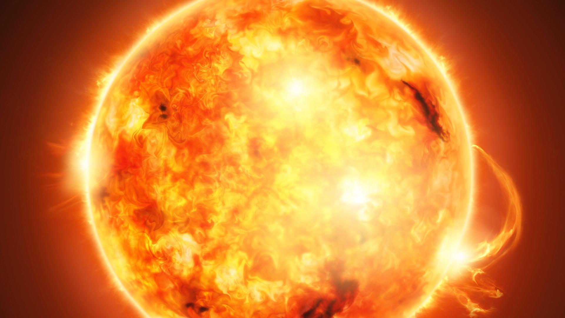 Spark Astrology Sun
