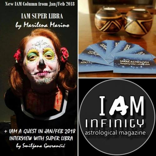 IAM magazine interview