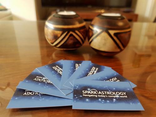 Spark business cards